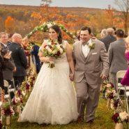 Bride: Kaitlin Photo credit: Woodbine